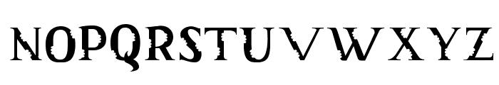 Munch Munch Font UPPERCASE