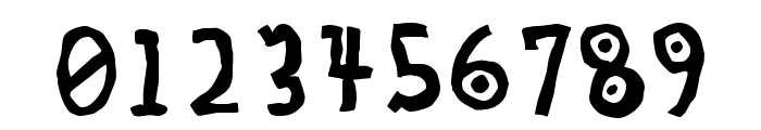 Muncheekin Font OTHER CHARS