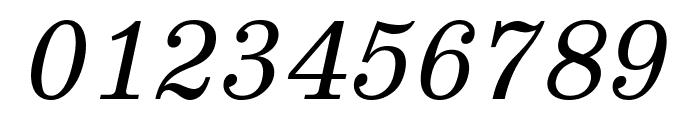 Munson Italic Font OTHER CHARS