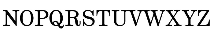 Munson Font UPPERCASE