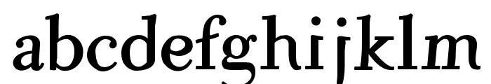 MutantA-MediumOblique Font LOWERCASE