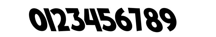 Mutchin Oblique Font OTHER CHARS