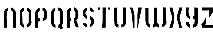 Mute Fruit Skimpy Krash Font UPPERCASE