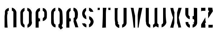 Mute Fruit Skimpy Krash Font LOWERCASE