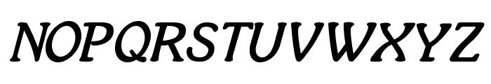 Mutter Krause Halbfett Bold Font UPPERCASE