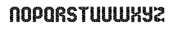mummification Regular Font LOWERCASE
