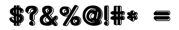 mumumu [sRB] Font OTHER CHARS