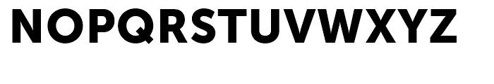 Museo Sans 900 Font UPPERCASE