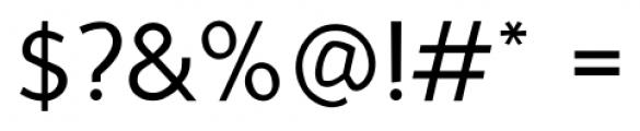Murena Regular Font OTHER CHARS