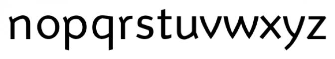 Murena Regular Font LOWERCASE