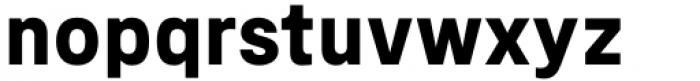 Mula Bold Font LOWERCASE