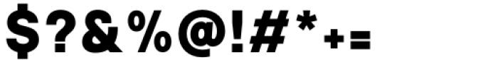 Mula ExtraBold Font OTHER CHARS