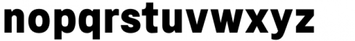 Mula ExtraBold Font LOWERCASE