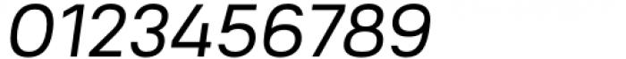 Mula Light Italic Font OTHER CHARS