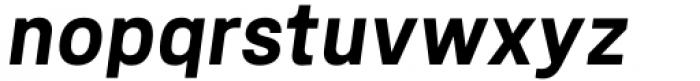 Mula Medium Italic Font LOWERCASE