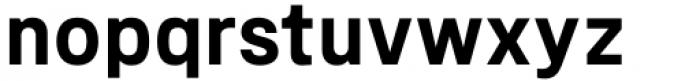 Mula Medium Font LOWERCASE