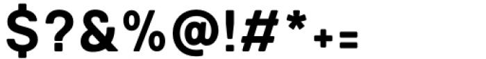 Mula Rounded Medium Font OTHER CHARS