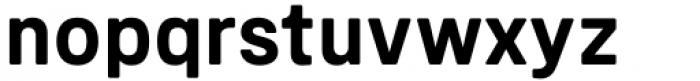 Mula Rounded Medium Font LOWERCASE