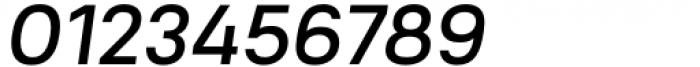 Mula SemiLight Italic Font OTHER CHARS