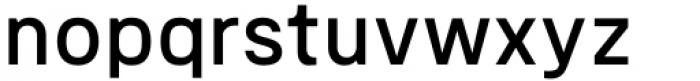 Mula SemiLight Font LOWERCASE