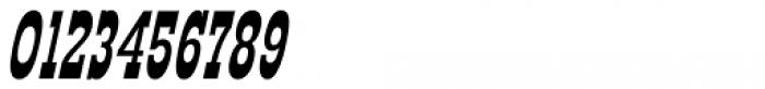 Mule Train JNL Oblique Font OTHER CHARS