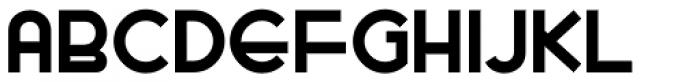 Mulholland JNL Font LOWERCASE