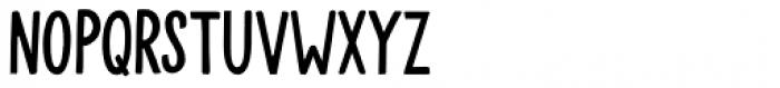 Mulhouse Regular Font UPPERCASE