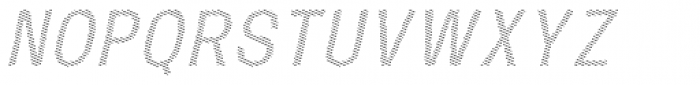 Mulsanne Shaded Font LOWERCASE