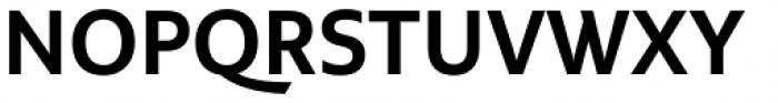 Multiple Sans Alt II Bold Font UPPERCASE