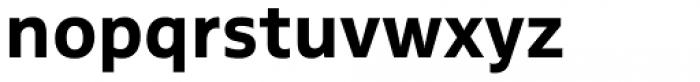 Multiple Sans Alt II Bold Font LOWERCASE