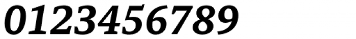 Mundo Serif Medium Italic Font OTHER CHARS