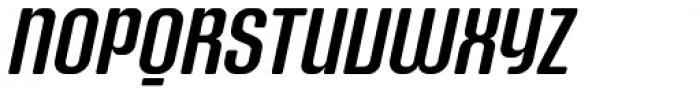 Murat Grotesque 44 Medium Italic Font UPPERCASE