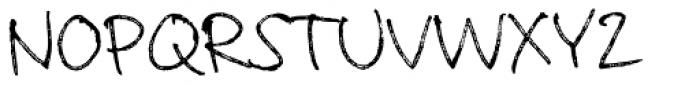 Murbia Font UPPERCASE
