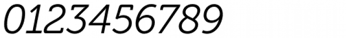 Museo Cyrillic 300 Italic Font OTHER CHARS