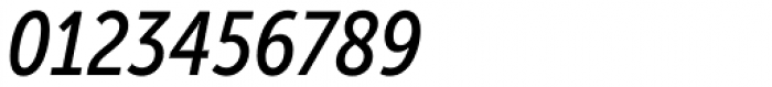 Museo Sans Condensed 500 Italic Font OTHER CHARS