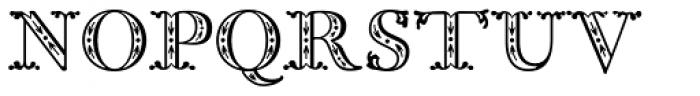 Museum Fournier Font UPPERCASE
