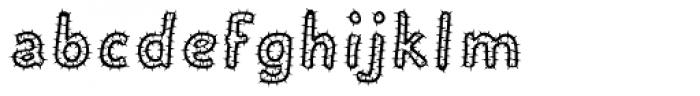 Mushmellow Cactus Font LOWERCASE
