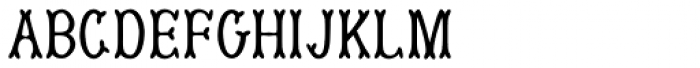 MuskitosCaps Shad Inside Font LOWERCASE