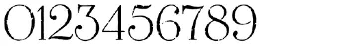 Mussica Antiqued Font OTHER CHARS