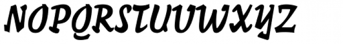 Mustang Pro Font UPPERCASE