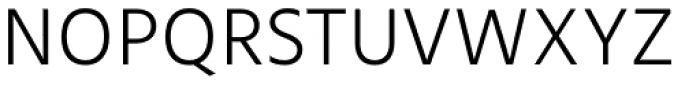 Mute Light Font UPPERCASE
