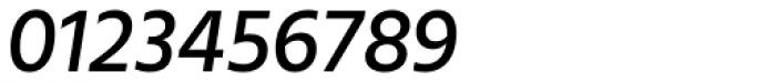 Mute Medium Italic Font OTHER CHARS