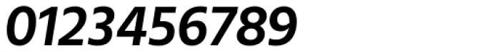 Mute Semibold Italic Font OTHER CHARS