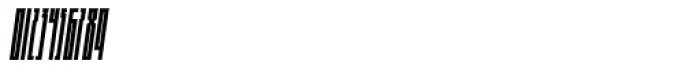Muzarela Extracondensed Italic Font OTHER CHARS
