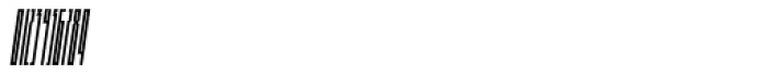 Muzarela Extracondensed Light Italic Font OTHER CHARS