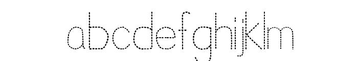 Mv Jadheedh Trace Font LOWERCASE