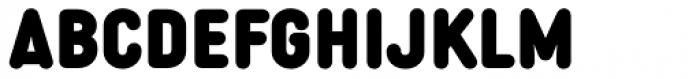 MVB Diazo Condensed Black Font LOWERCASE