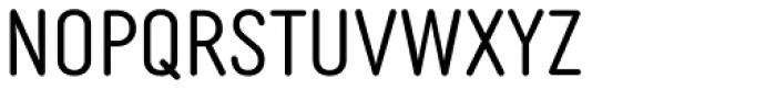 MVB Diazo Condensed Light Font UPPERCASE