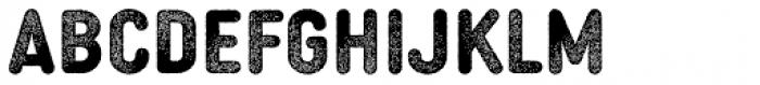 MVB Diazo Condensed Rough 1 Bold Font UPPERCASE