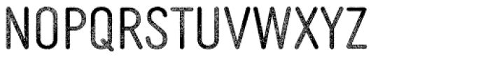 MVB Diazo Condensed Rough 1 Light Font UPPERCASE